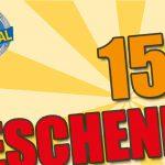 15,- € Gutschrift mit anschlussberater Top-Deal
