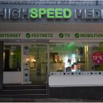 Das sind Highspeed Media