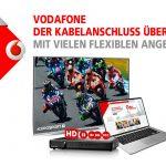 Vodafone TV – so flexibel wie nie