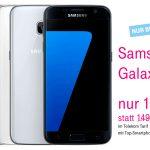 Samsung Galaxy S7 für nur 1,- €
