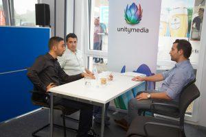 anschlussberater-sommer-meeting-gespraeche-unitymedia