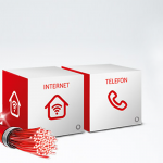 Vodafone – Unbegrenztes Volumen bei Red Internet & Phone Cable