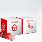 Vodafone – Unbegrenztes Volumen bei Red Internet & Phone Cable