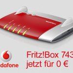 FRITZ!Box 7430 24 Monate lang für 0,-€