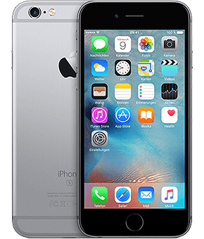 iPhone 6s spacegrey