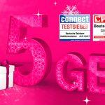 Große Resonanz auf Telekom 5 GB-Geschenk-Aktion