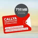 Vodafone Prepaid: CallYa Smartphone International