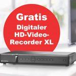Ab heute: Vodafone HD-Video-Recorder XL ohne Aufpreis
