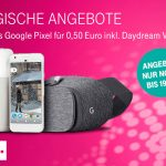 Telekom Advent-Aktion: Gratis VR Brille zum Google Pixel