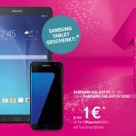 Telekom Adventsaktion: Samsung Galaxy S7 (edge) plus gratis Tablet!