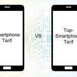 Das sollten Sie wissen – MagentaMobil mit Smartphone oder Top-Smartphone