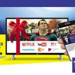 Gratis Fernseher, Sparpreis, Auslands-Flat – das ist neu bei 1&1