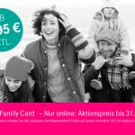 Richtig sparen mit Telekom Family Cards: 10 % Online-Vorteil über 24 Monate
