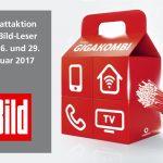 Vodafone GigaKombi: Exklusive Rabattaktion für Bild-Leser