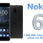 Neues Nokia Smartphone innerhalb einer Minute ausverkauft