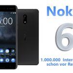 Neues Nokia Smartphone innerhalb einer Minute ausverkauft