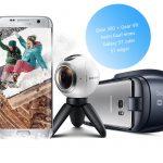 Samsung Galaxy S7 oder S7 edge bestellen und Gear 360° und Gear VR für nur 99,- € bekommen