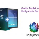 Nur im Februar: Kostenloses Tablet zu Ihrem Unitymedia Tarif