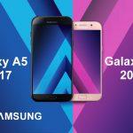 Ab jetzt im Handel: Samsung Galaxy A5 und Galaxy A3
