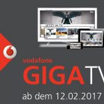 Neue Entertainment-Plattform Vodafone GigaTV
