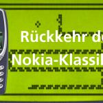 Nokia 3310 – Snake kehrt zurück
