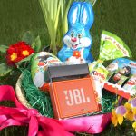 Ostergewinnspiel – Folge 1: Osterkörbchen mit kinder Schokolade und JBL Bluetooth Box gewinnen!