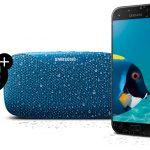 Samsung Galaxy A3 (2017) oder A5 (2017) bestellen und gratis Level Box Slim-Lautsprecher sichern