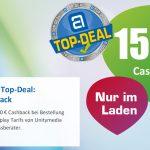 Nur noch heute: 150,- € Cashback für Ihre Unitymedia Bestellung