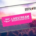 Telekom zeigt Rock am Ring auf EntertainTV und im 360-Grad-Livestream