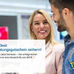 1&1 Top-Deal: Sichern Sie sich den 20,- € Beratungsgutschein