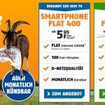 Preissenkung bei den Mobilfunktarifen von klarmobil