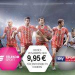 Fußballbundesliga und Champions League bei Telekom Sport erleben