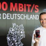 Vodafone: 100 Städte surfen ab sofort mit 500 MBit/s