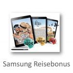 Samsung Aktion: Bis zu 120,- € Cashback