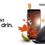 Samsung Galaxy S8 oder S8+ bestellen – induktive Schnellladestation und 64 GB microSD-Karte kostenlos dazu erhalten