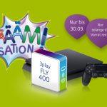Kostenlose PlayStation 4 Slim mit 1 TB für Unitymedia Neukunden
