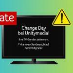 Unitymedia entschuldigt sich mit kostenlosen TV-Sendern für Probleme beim NRW Change Day