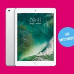 MagentaEINS – iPad 32 GB WiFi + Cellular 50% günstiger