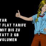 Neue congstar Tarife mit mehr Datenvolumen und LTE
