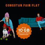 congstar Fair Flat: Sie zahlen nur, was Sie verbrauchen