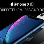 Das kostet Sie das neue iPhone XR bei den Netzbetreibern
