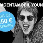 Mit MagentaMobil Young bis zu 150,- € sparen