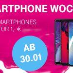 Telekom Smartphone Wochen: Bis zu 248,95 € sparen!