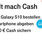 Aus Alt mach Cash: Holen Sie sich bis zu 500 € für Ihr altes Smartphone!