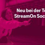 StreamOn Social&Chat: Surfen, ohne an das Datenvolumen zu denken