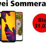 Kostenlose Mini Speaker dank Huawei Sommeraktion