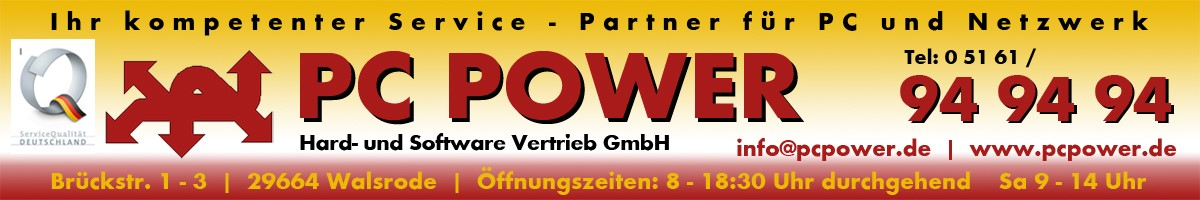 PC POWER GmbH in Walsrode